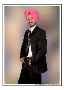Modern Punjabi Style.