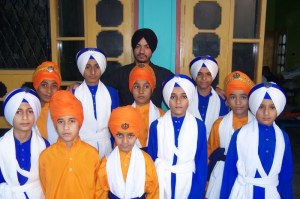 Panj Pyare Sahiban With Me